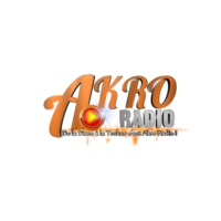Logo of radio station Akro Radio