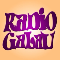 Logo of radio station RadioGalau