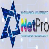 Logo de la radio NetPro Mada Radio