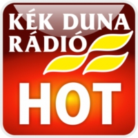 Logo of radio station KÉK DUNA - Hot