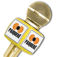 Logo of radio station Rádio Paiquerê AM