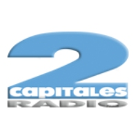Logo of radio station 2Capitales