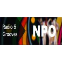 Logo of radio station Radio 6 Grooves