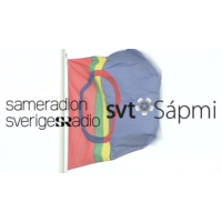 Logo of radio station Sveriges Radio Sápmi