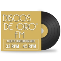 Logo of radio station DISCOS DE ORO FM ®