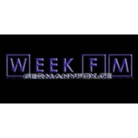 Logo of radio station Week-FM Rock