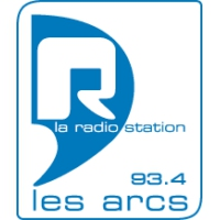 Logo of radio station R Les Arcs