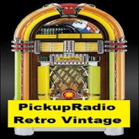 Logo of radio station Pickupradio Retro Vintage