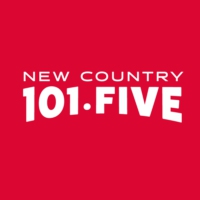 Logo of radio station WKHX-FM New Country 101-FIVE