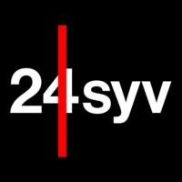 Logo of radio station Radio24syv