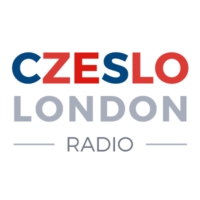 Logo of radio station CzeSlo Radio London