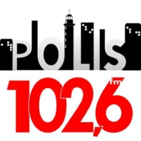 Logo of radio station Polis 102,6