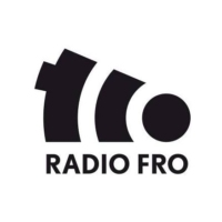 Logo of radio station Radio FRO