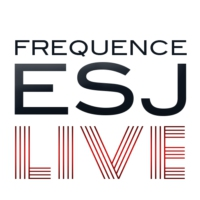 Logo of radio station Fréquence ESJ Live