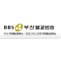 Logo of radio station BBS Bulgyo Bangsong 89.9