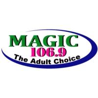 Logo de la radio WMGU Magic 106.9