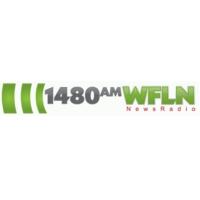 Logo of radio station WFLN 1480 AM