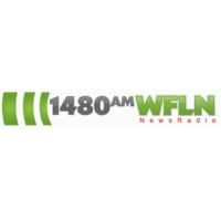 Logo of radio station WFLN 1480 AM