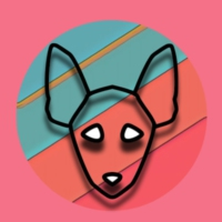Logo de la radio SPACE DOGS RADiO