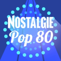 Logo of radio station Nostalgie - Pop 80