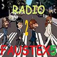 Logo of radio station RADIO FAUSTEX 5 (2)
