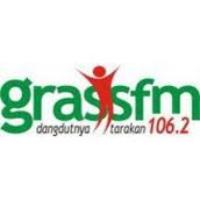 Logo de la radio Grass FM