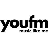 Logo of radio station YOU FM