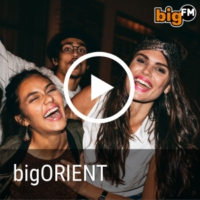 Logo of radio station bigFM - ORIENT