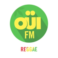 Logo of radio station OUI FM Reggae