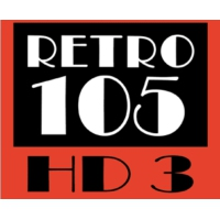 Logo de la radio Retro 105 HD3