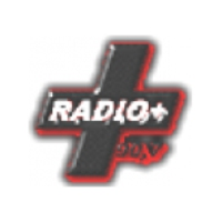 Logo de la radio Plus 90.7