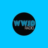 Logo of radio station WWJD ENGLISH RADIO