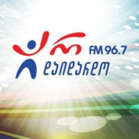 Logo of radio station არ დაიდარდო