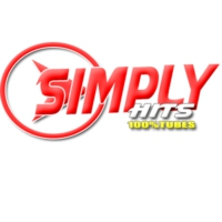 Logo of radio station Simply Hits