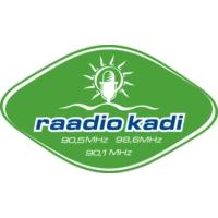 Logo of radio station Raadio Kadi