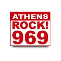 Logo of radio station Rock FM 96.9