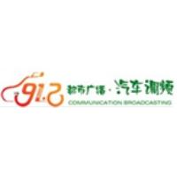 Logo of radio station Zhengzhou Communication Broadcasting 91.2