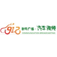 Logo of radio station Zhengzhou Communication Broadcasting 91.2