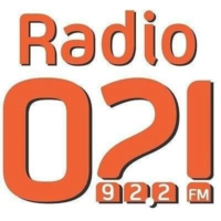 Logo of radio station Radio 021