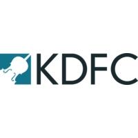 Logo of radio station KDFC