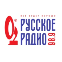 Logo of radio station Русское радио-Минск