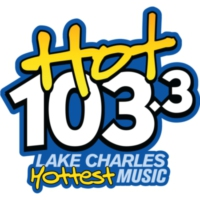 Logo of radio station KBIU Hot 103.3