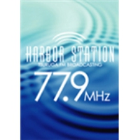 Logo of radio station Harbor Station 77.9