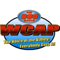 Logo of radio station WCAP 980