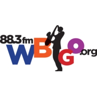 Logo of radio station WBGO Jazz 88 FM
