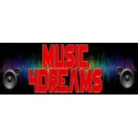 Logo of radio station Music4Dreams
