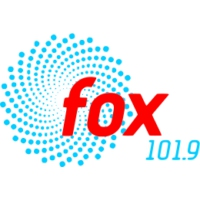 Logo de la radio Fox 101.9