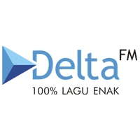 Logo of radio station Delta FM 94.4