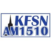 Logo of radio station KSFN AM 1510