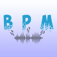 Logo of radio station BPM Electro